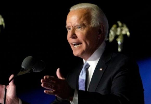 Carta abierta a Biden