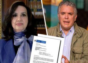 Bajo presión judicial la canciller Blum cita a comisión asesora internacional