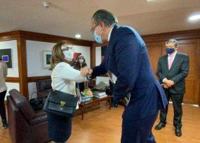 La nueva Procuradora Margarita Cabello impuso un nuevo estilo de empalme