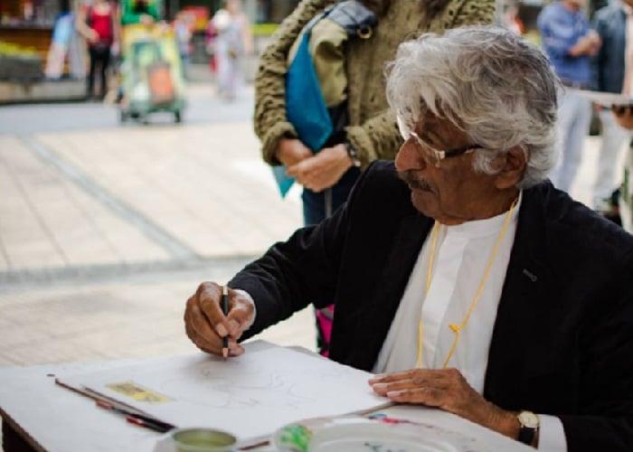 El NotiCartun de Colombia honra a Arlés Herrera
