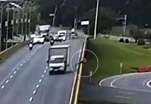 Conductor que mató a ciclista en Chia quedó en libertad