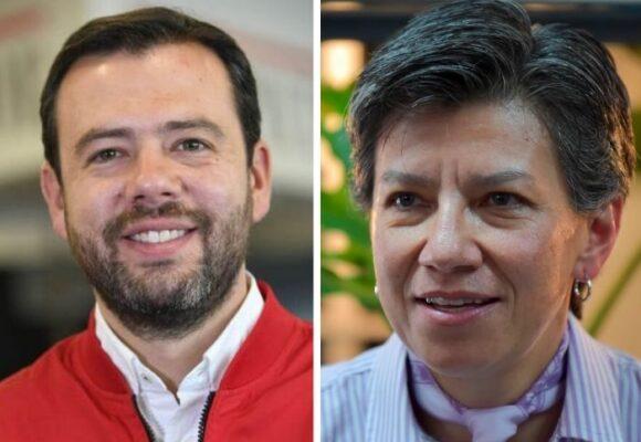 La cachetada de Carlos Galán a Claudia López