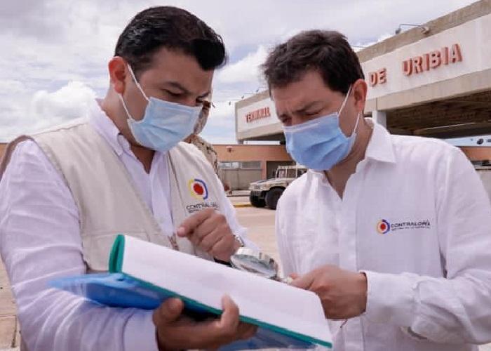 Inició la inspección del contralor a las obras inconclusas del país