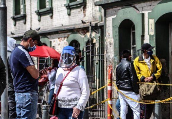 7.924 nuevos contagios y 183 fallecidos más por Covid-19 en Colombia