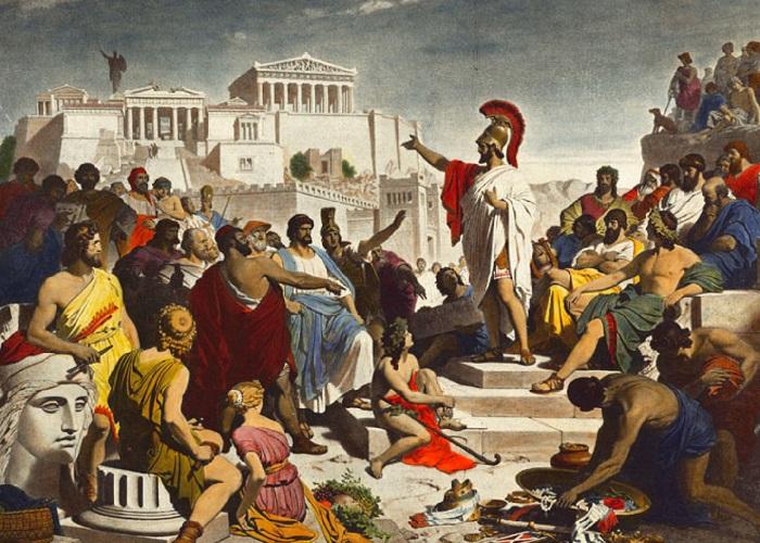 Ética y poder político