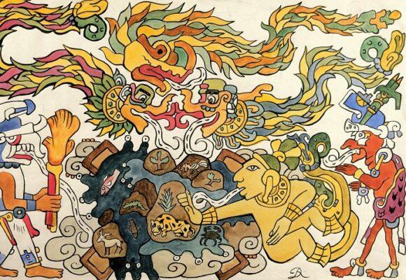 La furia de un dios maya en tiempos de incertidumbre