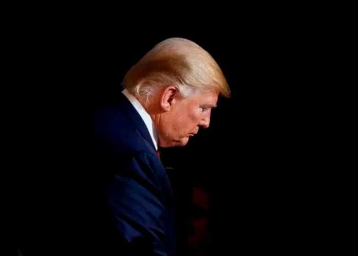 El pánico de Trump por los líos judiciales que lo atornillan a la Casa Blanca