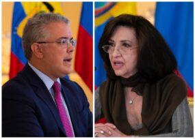 Tres embajadas claves a la espera de que Duque se decida