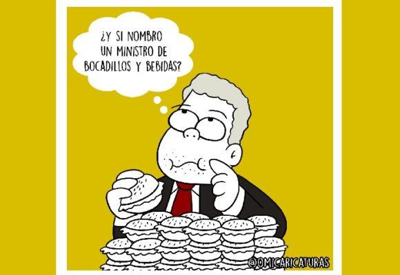 Caricatura: ¡Esta es la Polombia de Duque!