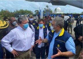 El Presidente toma el control de la emergencia de San Andrés y Providencia