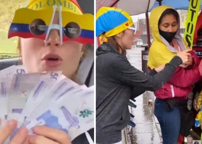El gesto con el que Epa Colombia se ganó la simpatía de muchos