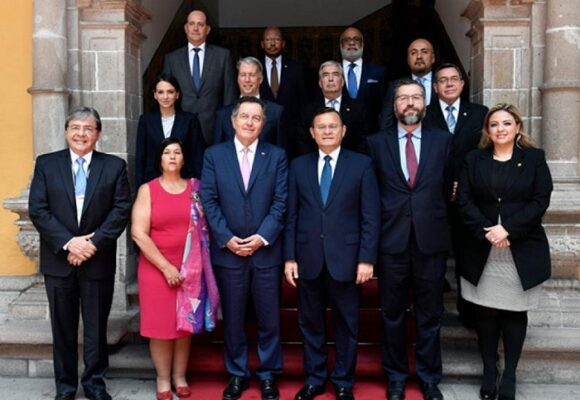 La agonía del poderoso Grupo de Lima