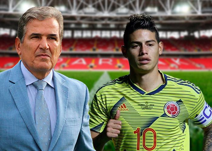 Pinto, la mano dura que necesita el consentido de James en la Selección