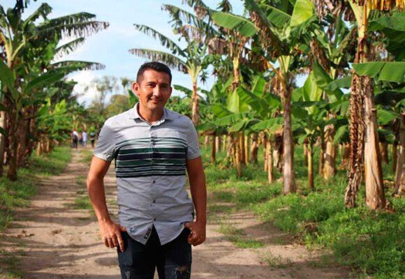 Arauca, mucho plátano y nada de coca