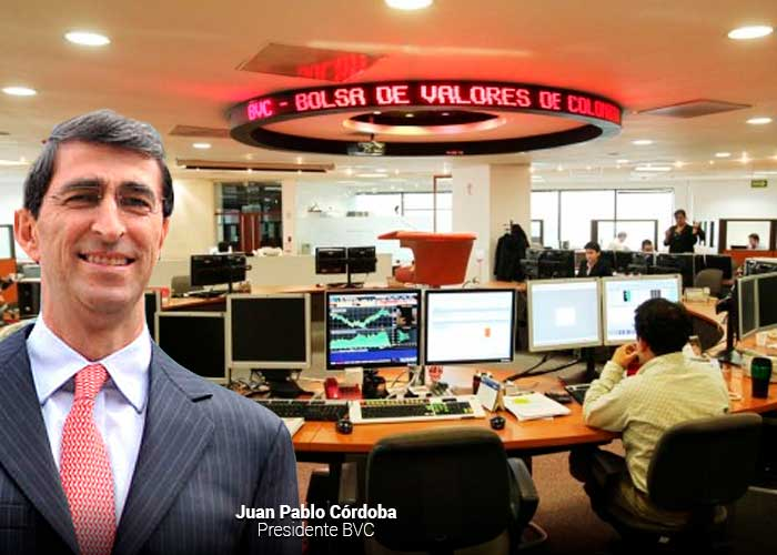 Las 5 acciones 'estrella' en la Bolsa de Colombia en 2021