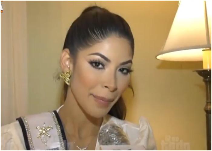 La incomóda pregunta que molestó a Miss Universe Colombia