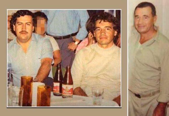 Lehder, el neonazi que le hizo la fortuna a Pablo Escobar