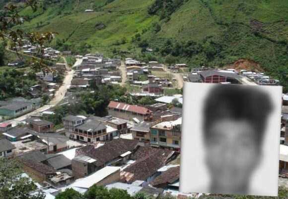 A balazos asesinan a menor de 14 años en Argelia, Cauca