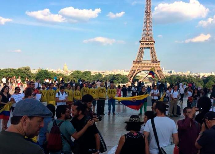 El mundo más preocupado por las masacres de Colombia que el propio país