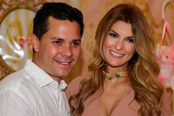 Siad Char, esposa de Luis Carlos Vélez, da positivo para coronavirus