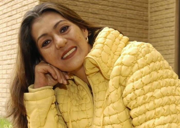 Falleció la actriz María Eugenia Parra