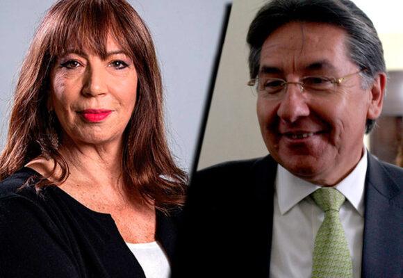 ¿Nestor Humberto Martínez amenazó a Maria Jimena Duzán?