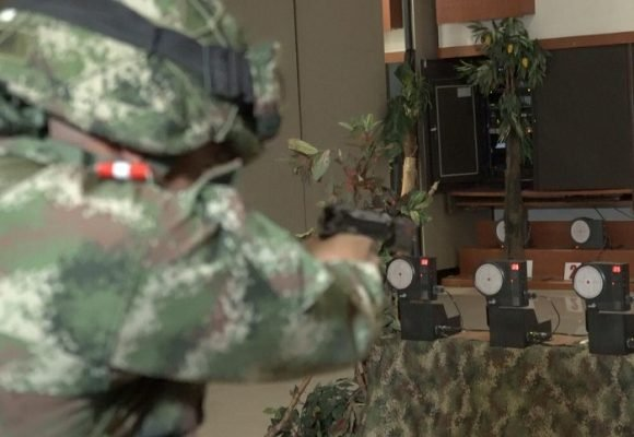 La escuela donde se forman los militares en Colombia