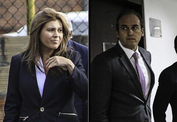 Duelo de abogados en el pleito Diego Pardo y Margarita Herrera