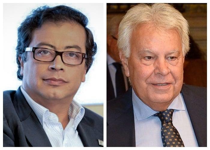 La gran diferencia entre Gustavo Petro y Felipe González