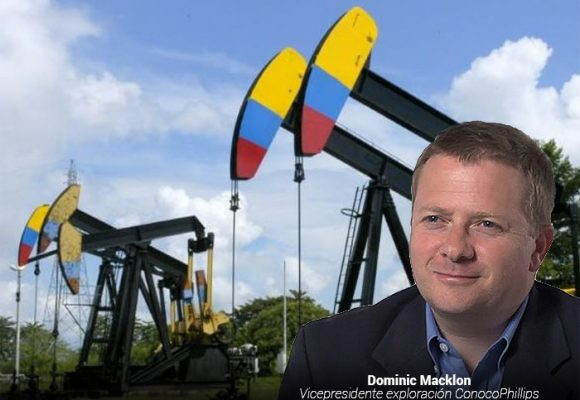 La petrolera ConocoPhillips se le quita al fracking en Colombia