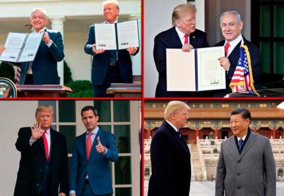 Cómo queda el mundo después dela política exterior de Trump