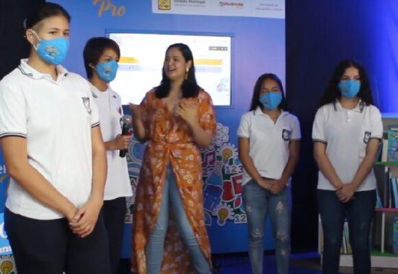 Jóvenes Pro, el programa con el que Santander de Quilichao busca preparar a sus estudiantes