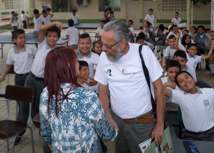 Gloria eterna al maestro Jairo García Nagles