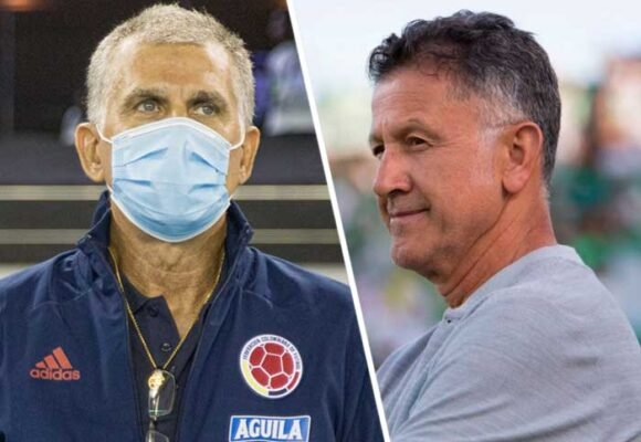 Que se vaya Queiroz... pero que no traigan a Osorio, por favor