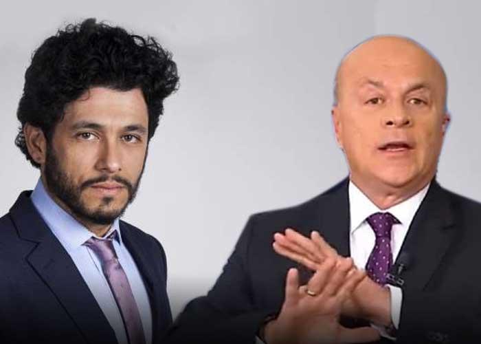 Duro viajado de Santiago Alarcón a Carlos Antonio Vélez