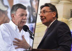 El varillazo de Santos a su fiscal, Néstor H. Martínez