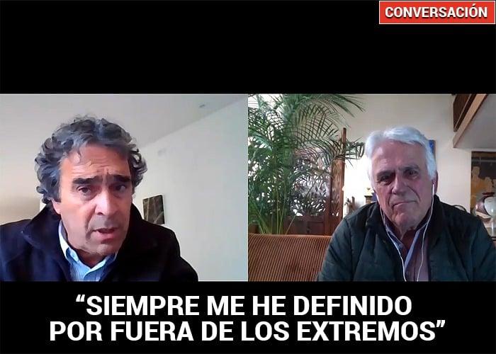 Para dónde va Sergio Fajardo: conversación con Juan Manuel Ospina