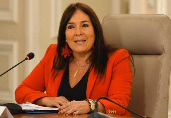 Susana Correa y sus puentes con San Andrés