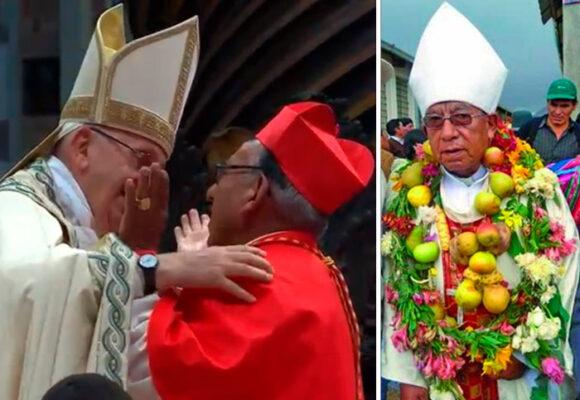 El cardenal quechua Toribio Ticona, el poder oculto en Bolivia