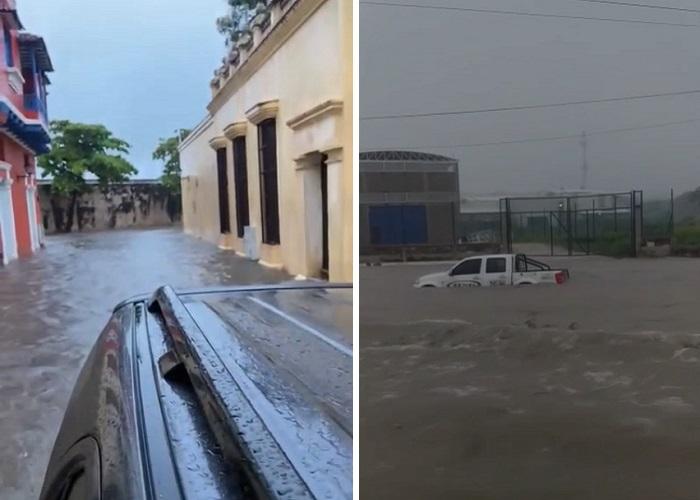 Iota, la tormenta que tiene en alerta al Caribe colombiano