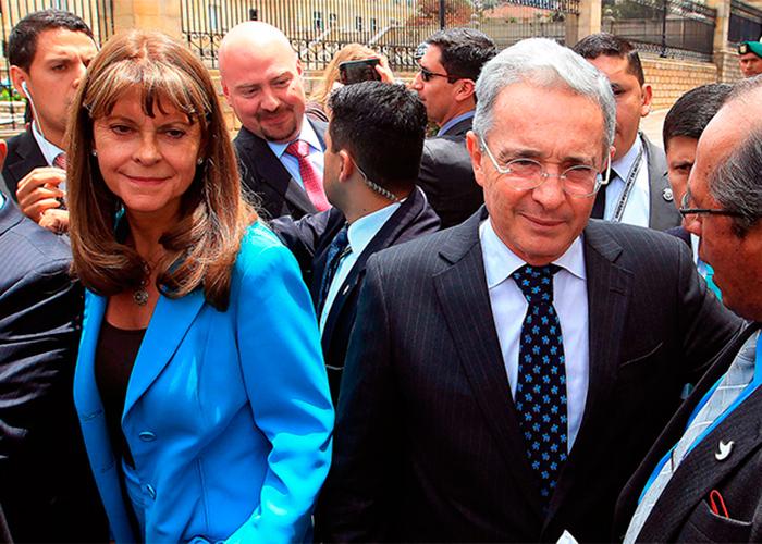 Marta Lucia Ramírez compara a Uribe con Jesucristo