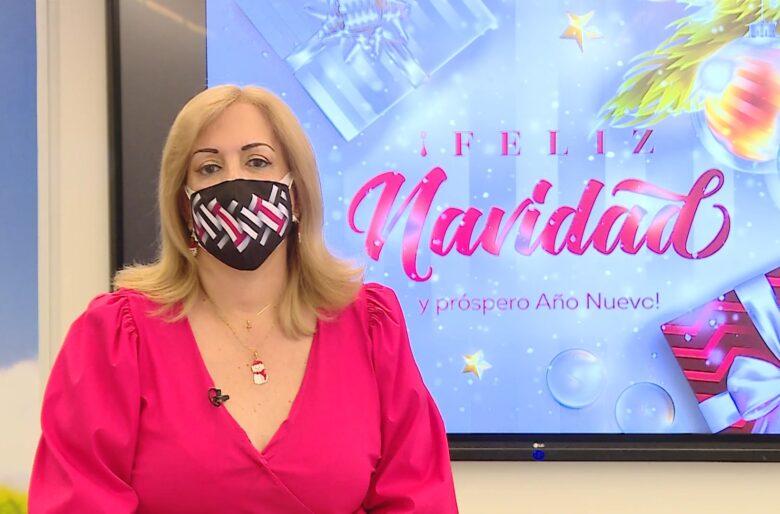 El emotivo mensaje de navidad de la gobernadora Clara Luz Roldán