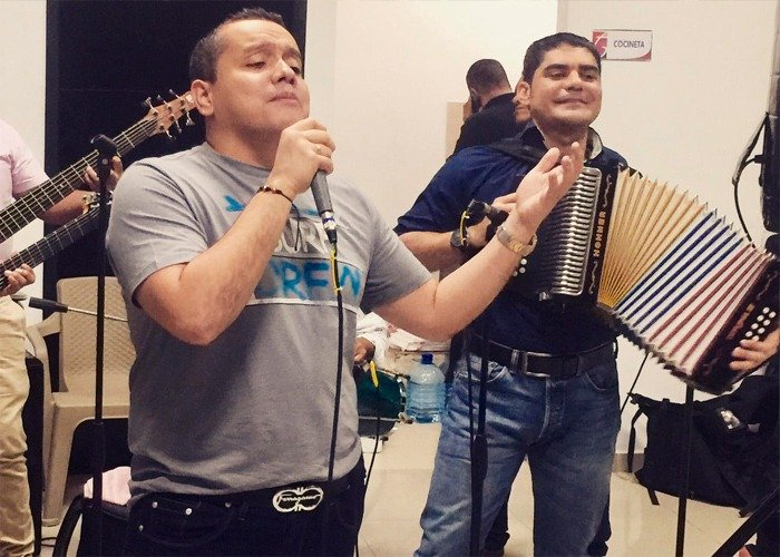 Panguito Maestre, la nueva joya del vallenato