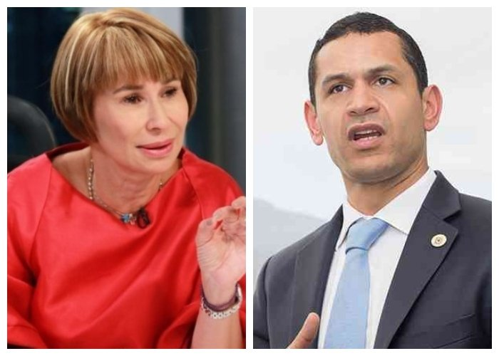 Alicia Arango deja el Ministerio del Interior y Daniel Palacios la logra: será su reemplazo