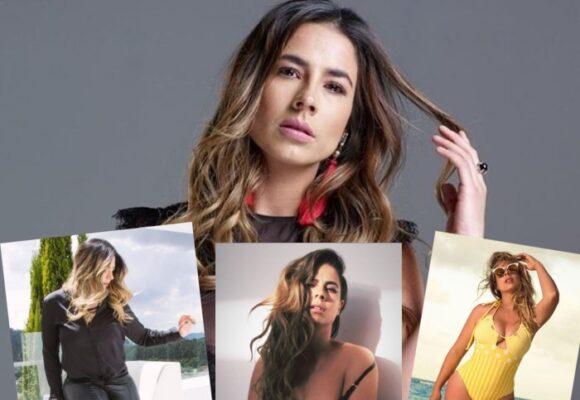 Las sensuales fotos con las que Carla Giraldo revoluciona sus redes