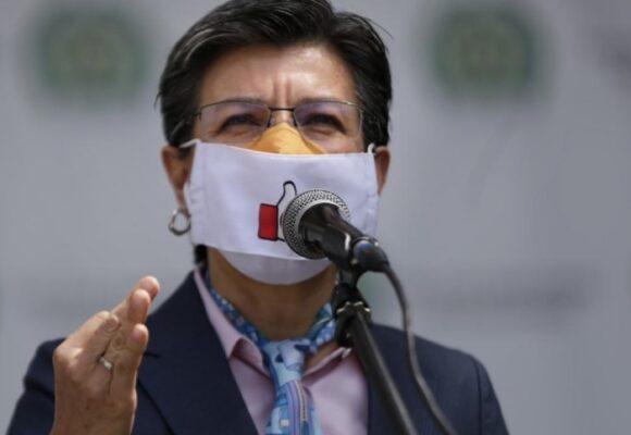 Por final entre Santa Fe y América, decretan toque de queda en Bogotá
