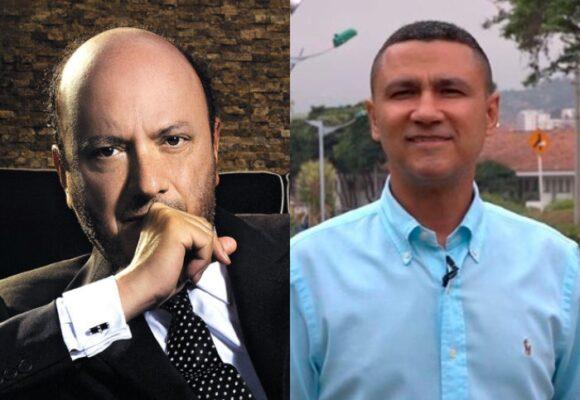 La trapeada que le pegó Julio Sánchez Cristo al organizador de la Feria de Cali