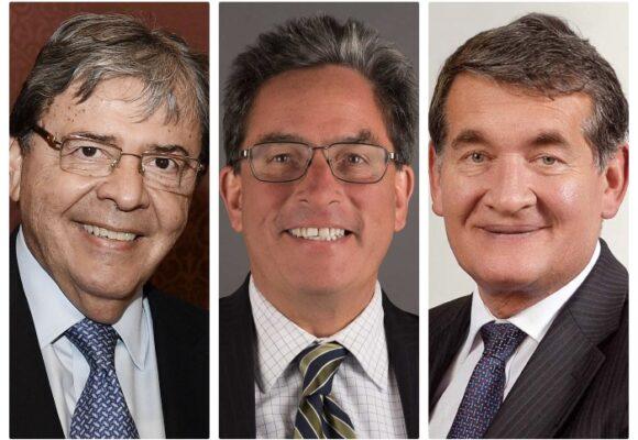 Los tres reyes magos de la miseria que llegan a Colombia