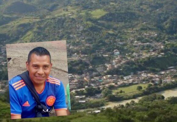 Terror en Suarez, Cauca por nuevo asesinato de comunero indígena