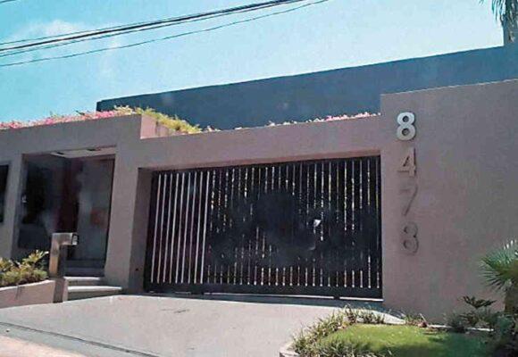 La inigualable mansión de Alex Saab en Barranquilla
